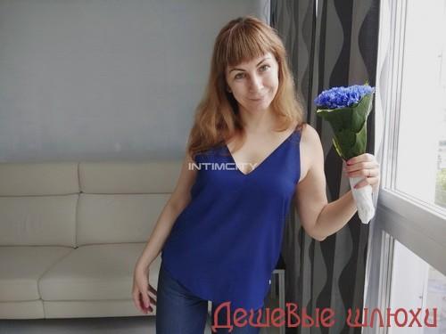 Эльбевина, 35 лет: анилингус